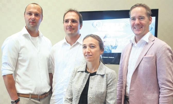 """""""Pioneers of the Balkans"""" sucht die besten Startups und winkt mit Finanzierung - BILD"""