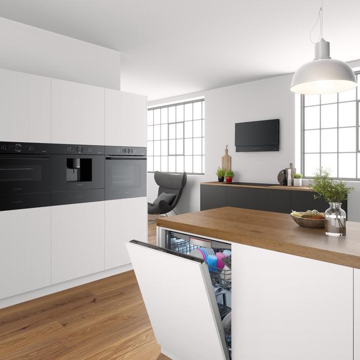Konsumentenwünsche erkennen, perfekte Lösungen bieten: Bosch präsentiert Produkte für qualitätsbewusste Haushalte von heute und morgen (FOTO)