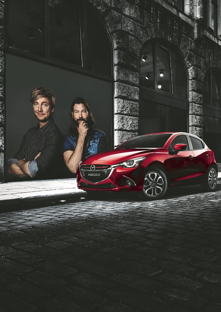 Der neue Mazda2 ist da
