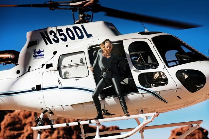 Und Action, Baby! Extremes Helikopter-Shooting mit Starfotograf Marc Baptiste (mit Bild)