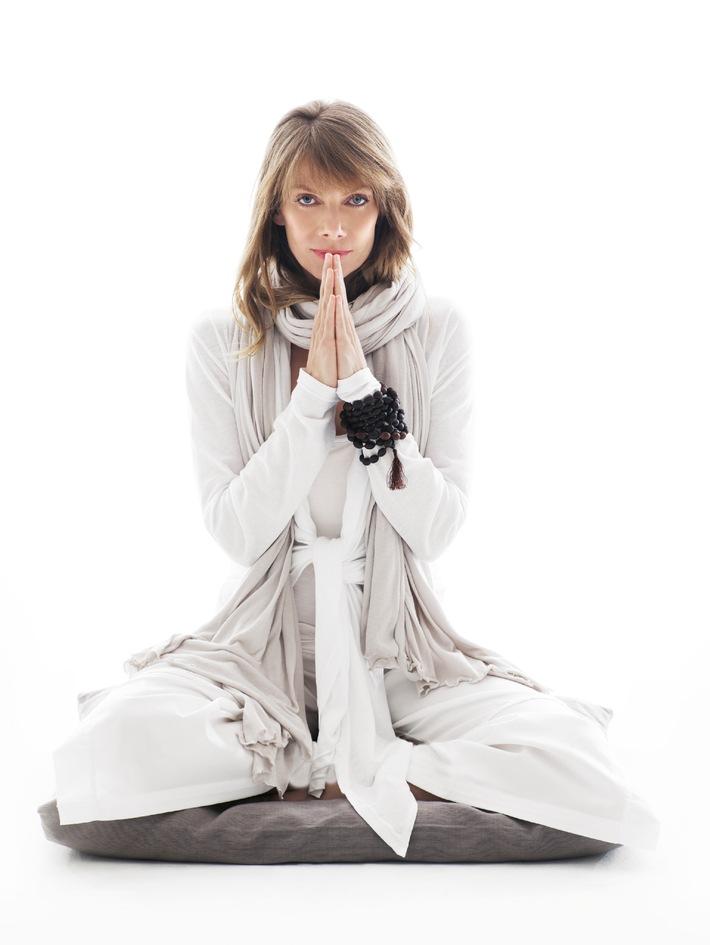"Yoga Kollektion ""joy natural life"" von Ursula Karven exklusiv bei Karstadt sports"