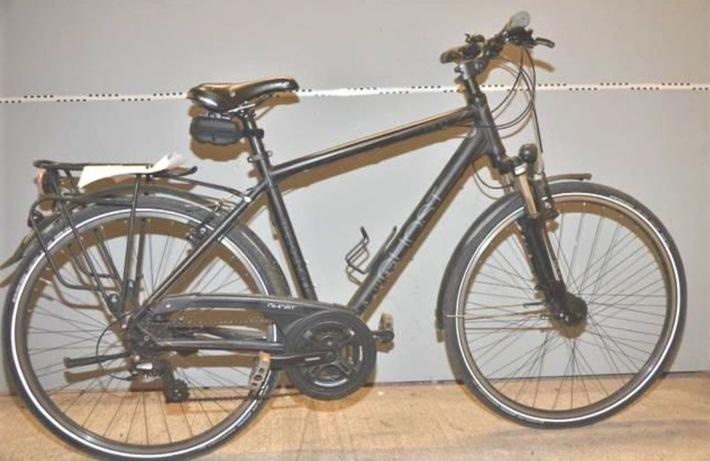 POL-OS: Osnabrück: Wem gehört das Trekkingrad?