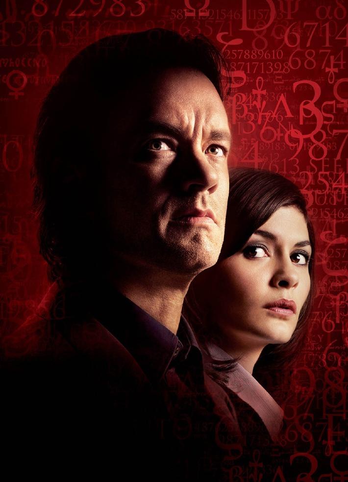 """Packende Suche nach dem Gral: """"Da Vinci Code"""" mit Tom Hanks am Sonntag auf ProSieben"""