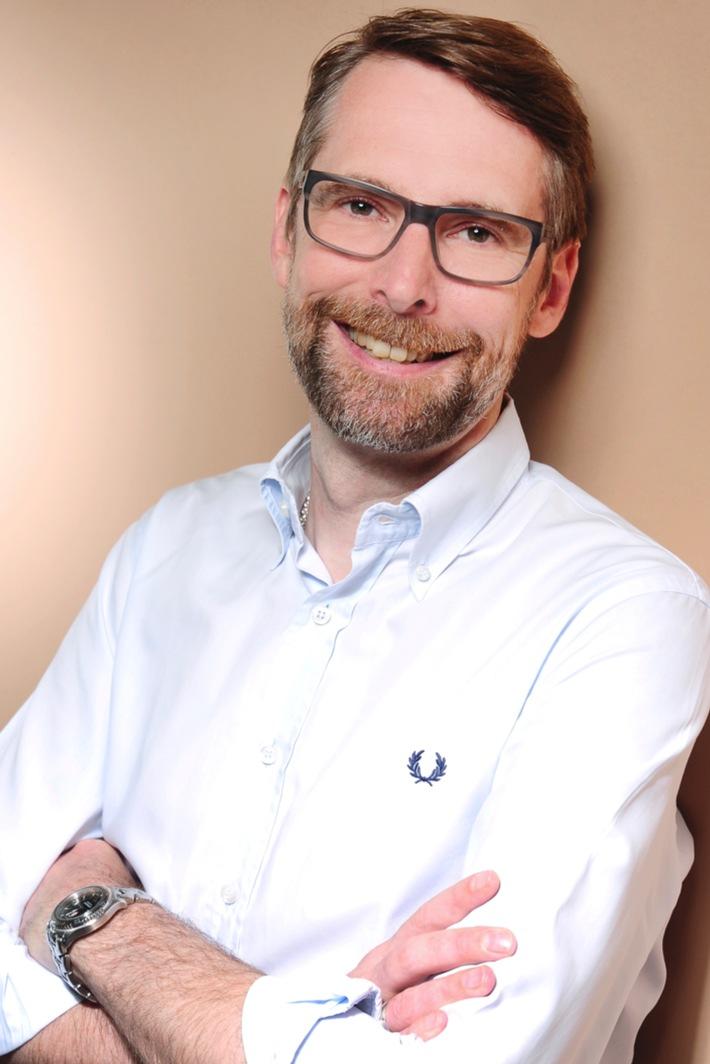 Gregor Friedel wird neuer Musikchef bei SWR3