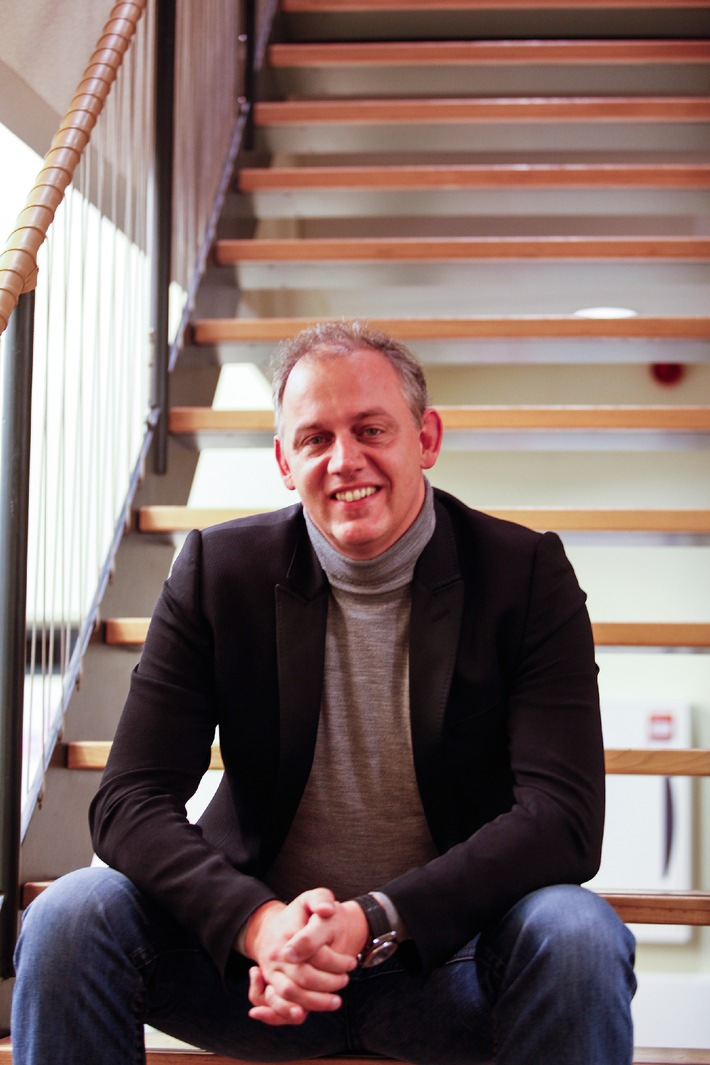 """AppMachine-Chef Siebrand Dijkstra als """"CEO of the Year"""" nominiert"""