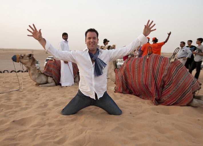 """Deutscher Pop-Schlager erobert den Orient: Michael Wendler auf Fanreise in Dubai / """"Der Wendler-Clan"""" am Sonntag, 31. Januar 2010, um 19.00 Uhr in SAT.1"""