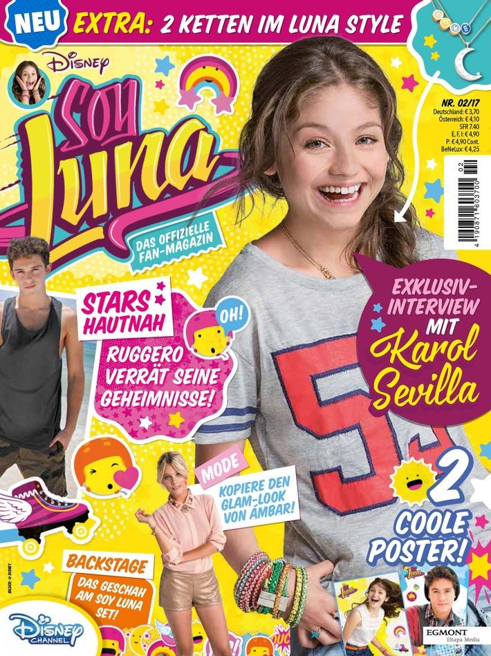 Soy Luna Skatet Ab Januar In Ihre Magazin Welt Presseportal
