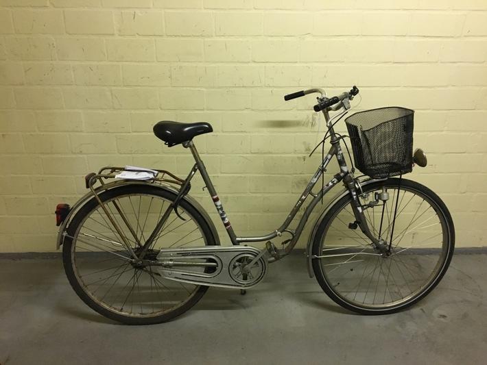Fahrrad Marke Hartje