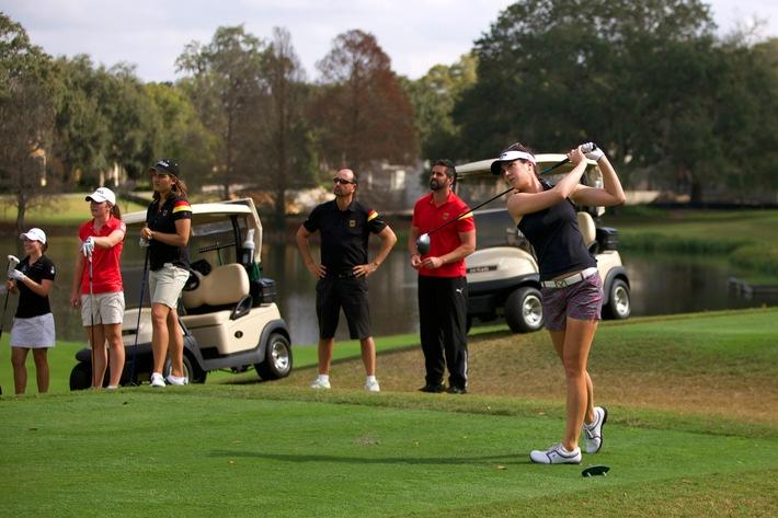 Sechs Deutsche bei Women's British Open / Major-Rekordteilnahme des Golf Team Germany