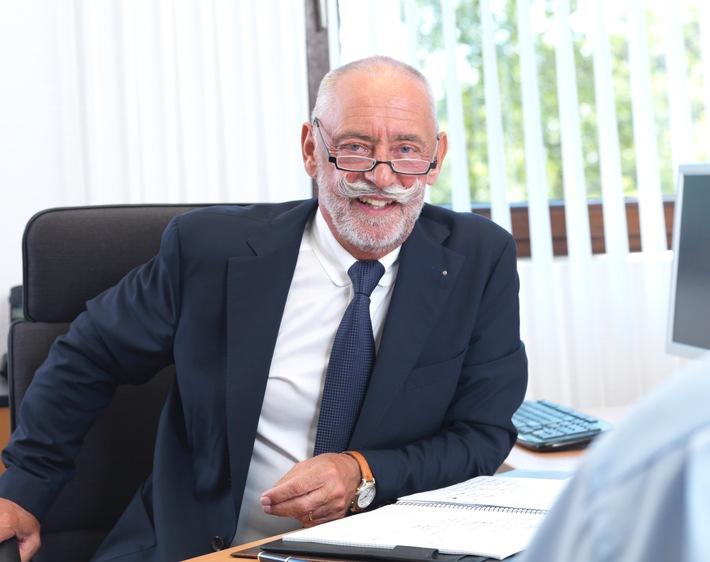 Vorsitzender der GG-CERT Detlev Wegner