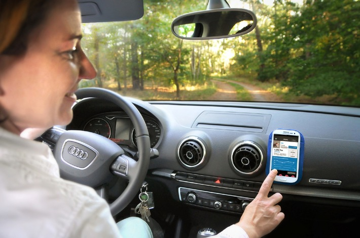 Verkehrssicherheit: Mit der App zum besseren Fahrstil