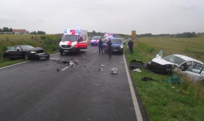 POL-HST: Schwerer Verkehrsunfall auf der Ortsumgehung Stralsund