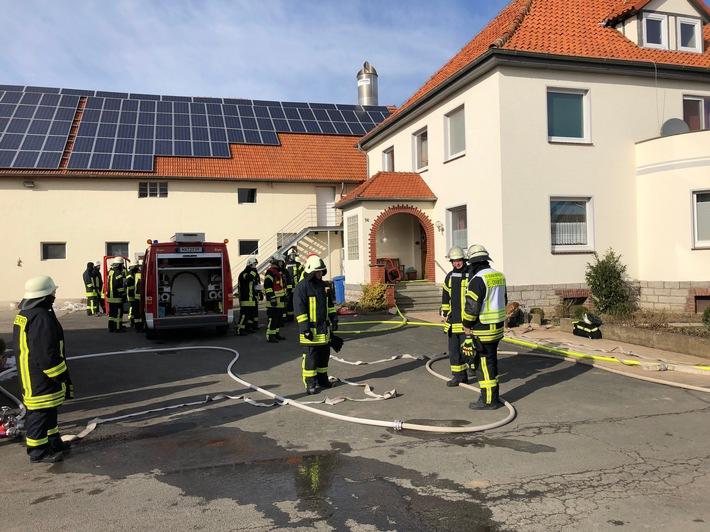 Feuerwehr Borgentreich