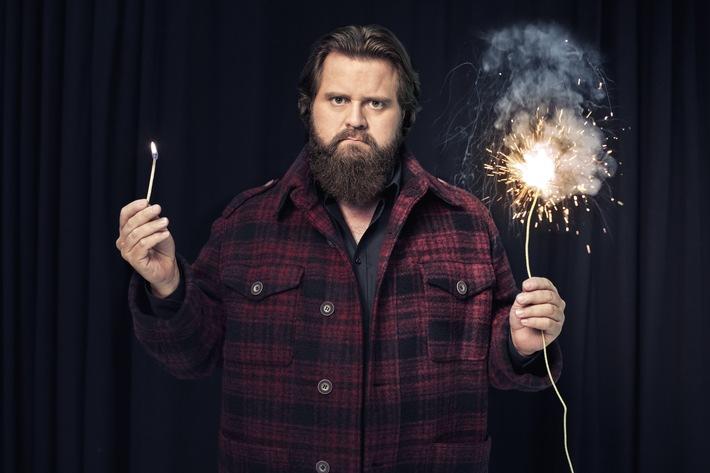 """Und ... Action! Antoine Monot, Jr. dreht neue Folgen der """"Knallerkerle"""" - Sendestart am 27. Oktober in SAT.1"""
