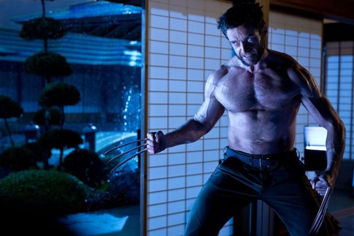 """""""Wolverine: Weg des Kriegers"""" am 25. Mai auf ProSieben"""