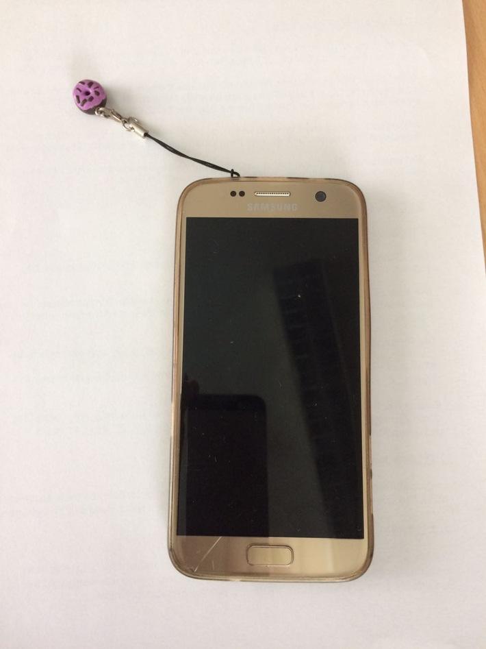 aufgefundenes Handy