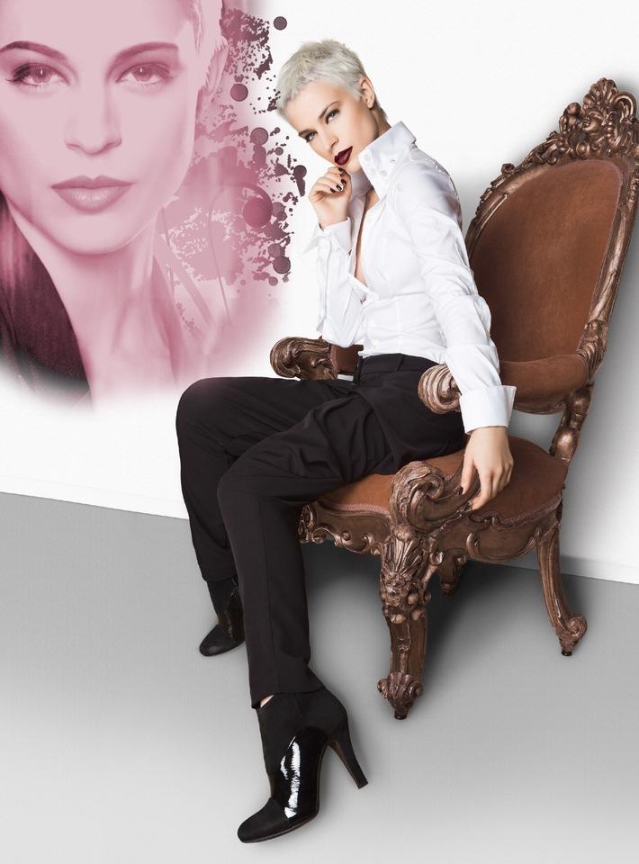Herbsttrends 2010 / Maskulin und Feminin verschmelzen - in Mode, Haar und Make-up (mit Bild)
