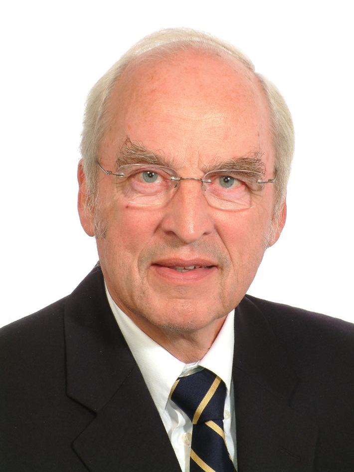 Matthias von Wulffen neuer Vorsitzender der AKG Schiedsstelle (mit Bild)