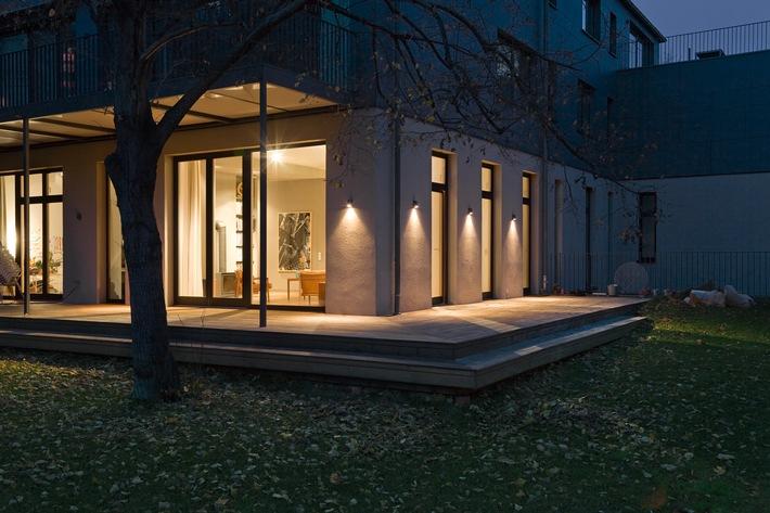 RWE SmartHome: Winterzeit ist Lichterzeit