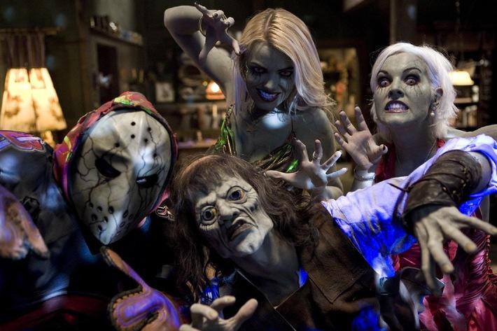 ProSieben FunnyMovie: Topmodel Annie wird zum Zombie