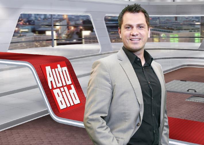 """Start am 10. Oktober: """"AUTO BILD TV - Das Magazin"""""""