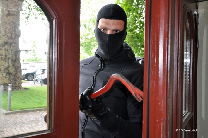 POL-OS: Urlaubszeit ist Einbruchszeit - Sicherheitstipps der Polizei vor dem Start in die Sommerferien