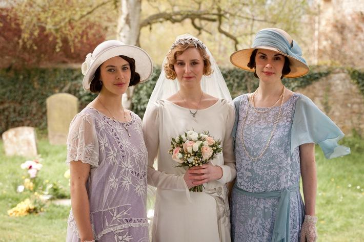 """Dritte Staffel """"Downton Abbey"""" an zwei Tagen in ZDFneo / Shirley MacLaine als Gaststar"""