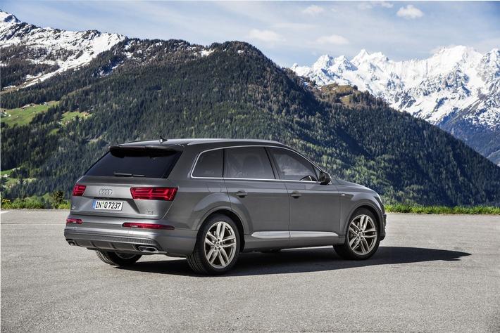 Audi startet mit Absatz-Bestmarke ins neue Jahr