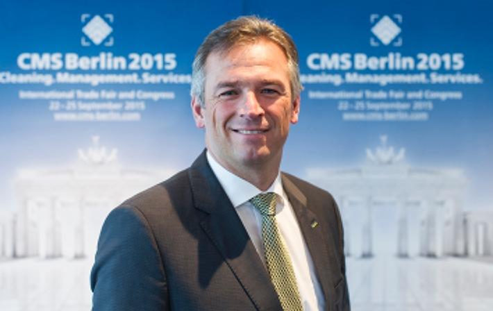VDMA-Reinigungssysteme: CMS 2015 - Trotz turbulentem Ausland in stabilem Umfeld