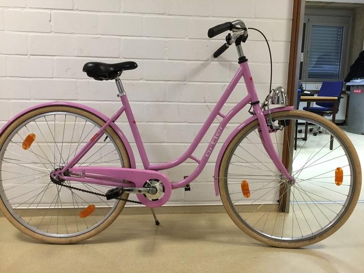 Wem gehört das Fahrrad?