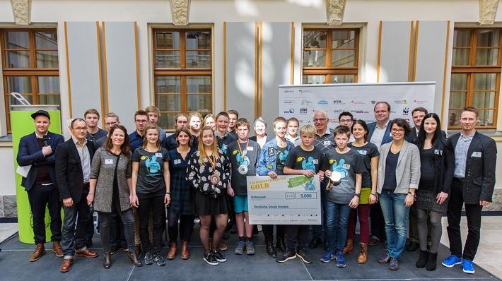 Schule Aus Sachsen Ist Bundessieger Im Klimaschutz Christliche