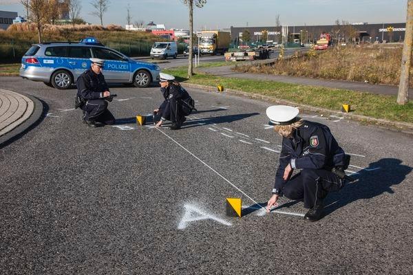 POL-REK: Verletzter Radfahrer - Elsdorf