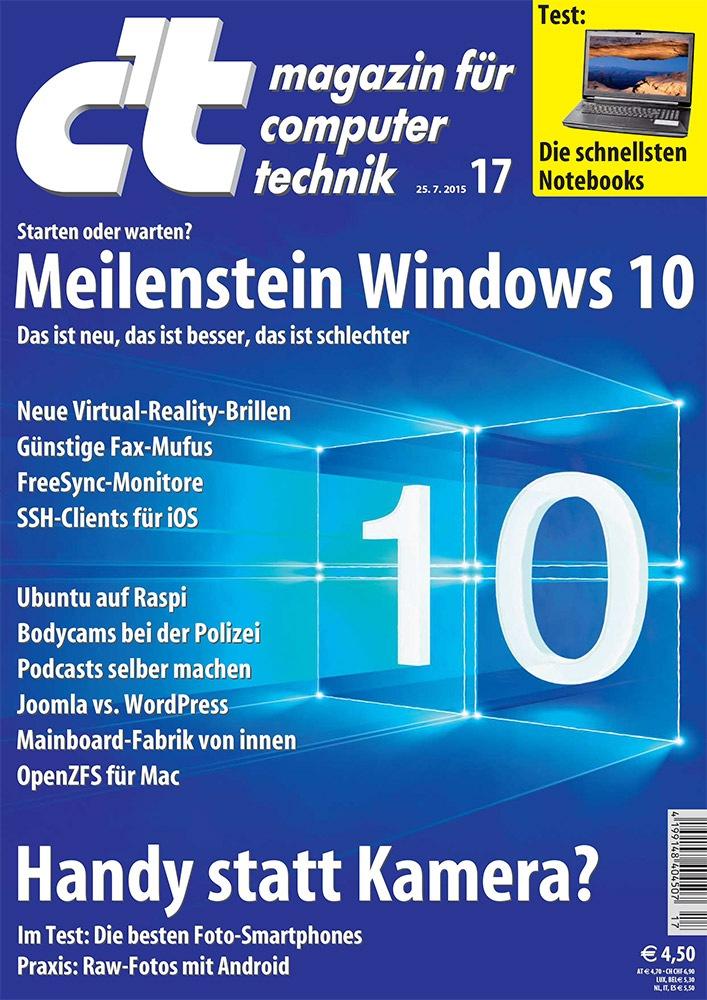Microsoft startet neues Betriebssystem Windows 10 / Mit dem kostenlosen Upgrade warten