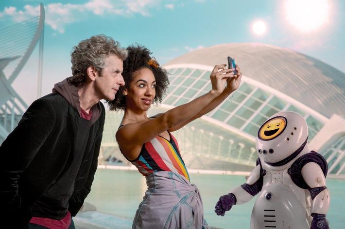 """Die 10. Staffel von """"Doctor Who"""" ab 6. Dezember immer mittwochs ab 21 Uhr auf FOX."""