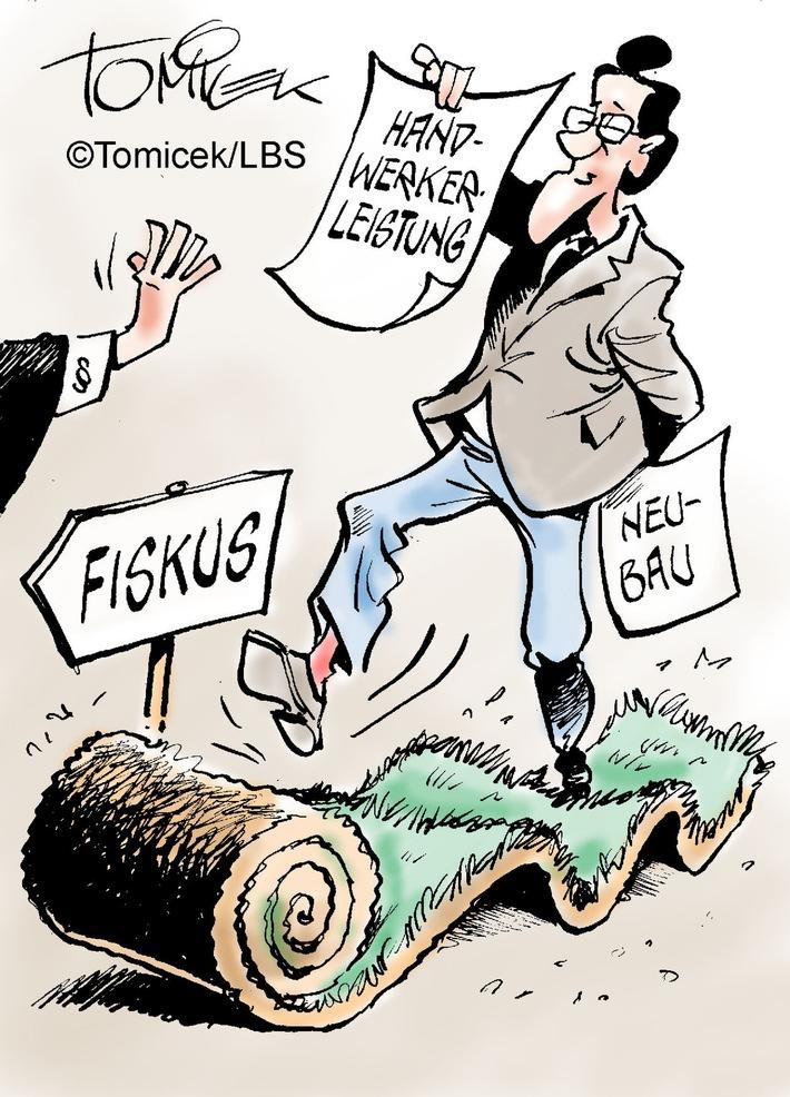 Immer Noch Ein Neubau Fiskus Verweigerte Handwerkerleistungen