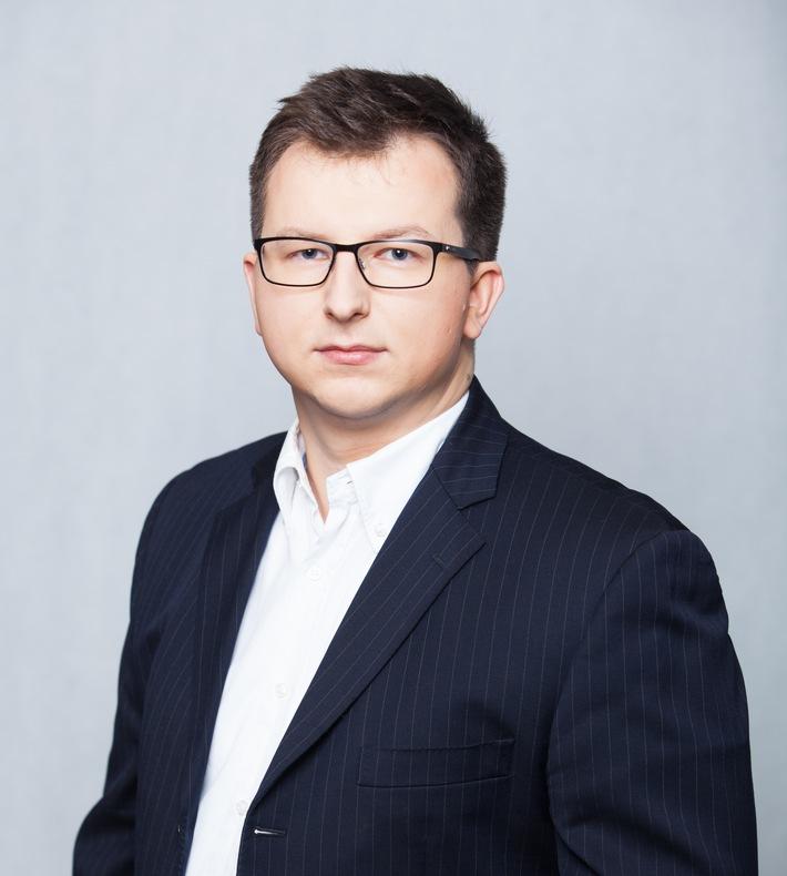 Marek Kopec zum Group Director Product ernannt