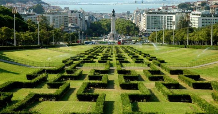 Tief durchatmen in Lissabon - Grüne Oasen laden zum Krafttanken und Entspannen ein