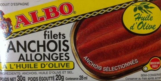 Manor rappelle les filets d'anchois de la marque Albo (Image)