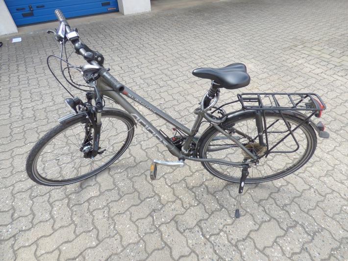POL-WOB: Polizei sucht Fahrradbesitzer