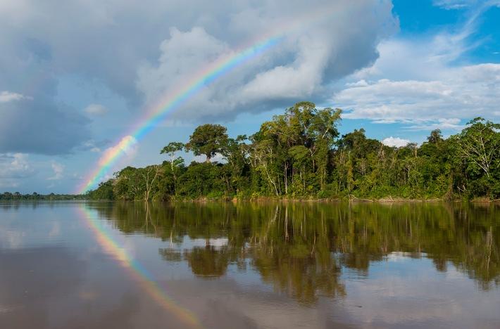 Yaguas - Peru schafft einen riesigen neuen Nationalpark