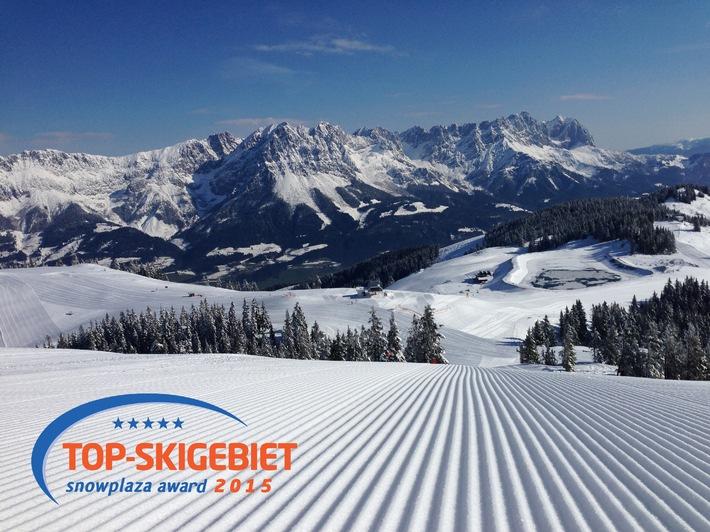 52.000 Skifahrer haben entschieden: Die SkiWelt Wilder Kaiser - Brixental ist das beliebteste Skigebiet der Alpen - BILD