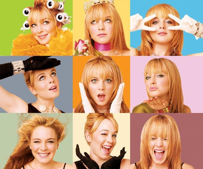 """Highschool Diva"" Lindsay Lohan auf ProSieben"