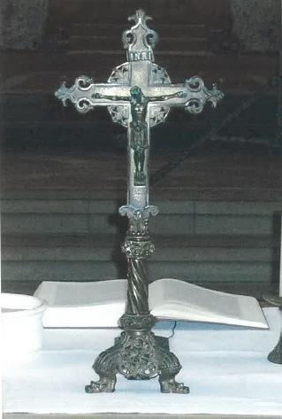 """Lüneburg - """"nichts heilig!"""" - Diebe stehlen Kruzifix aus Kirche"""