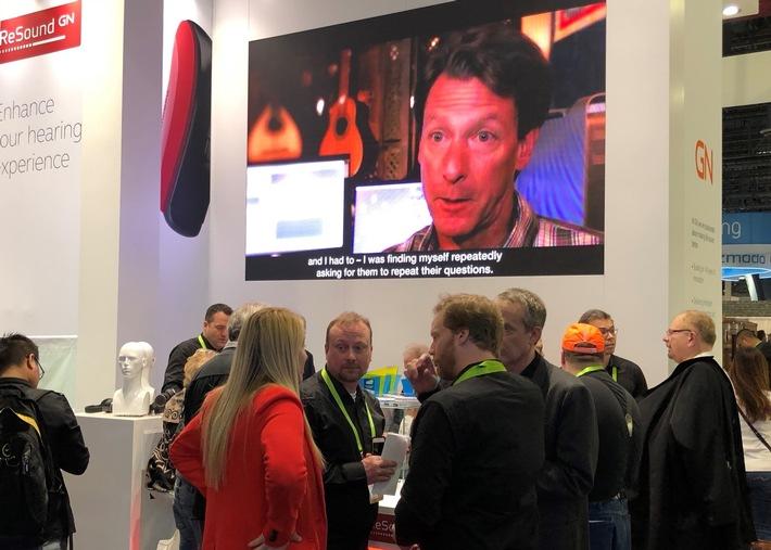 ▷ Gleich vier Innovations-Awards für smarte Hörgeräte \