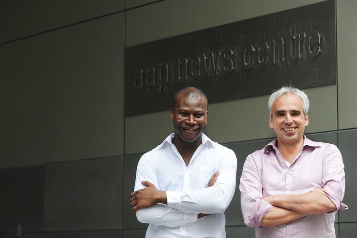 Redaktion der AP Weltnachrichten jetzt in Berlin und Sydney