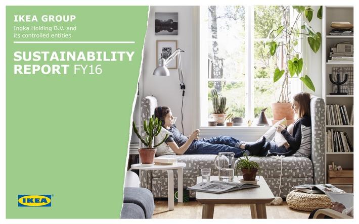 Ikea Konzern Erzielt Große Fortschritte In Diesem Wichtigen Jahr