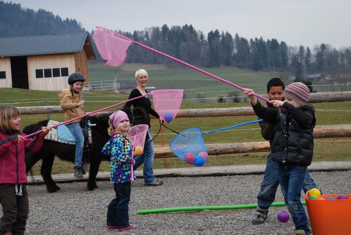Bregenzerwald: Kinderspiele - BILD