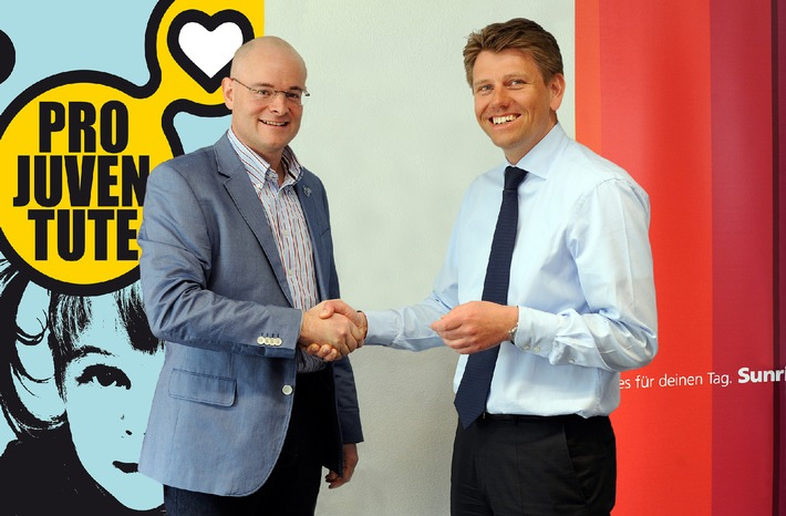 Pro Juventute und Sunrise lancieren erstes kindergerechtes Prepaid-Angebot Pro Juventute Primobile