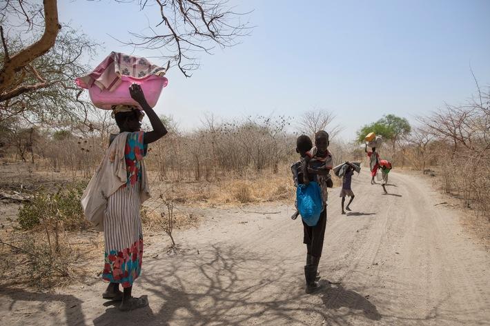 Famine en Afrique de l'Est / Caritas augmente l'aide humanitaire