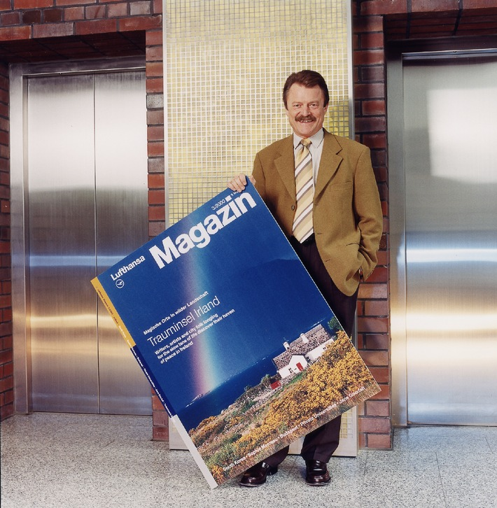 Lufthansa Magazin ist Deutschlands beste Kundenzeitschrift / Horizont-Award geht nach Hamburg